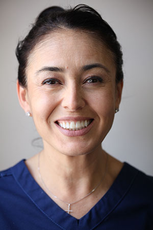 Silvia - Registered Dental Hygienist